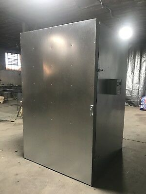 New Powder Coating Oven Industrial Oven Batch Oven 5x5x7
