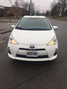 2013 Toyota Prius C upgrade package, low km, only $13,900