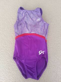 Girls Gymnastics Leotard - GK Brand - Size CS
