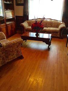 6 piece Living Room