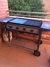 4 burner BBQ Kingsford Eastern Suburbs Preview