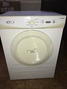 Clothes Dryer - Whirlpool 6kg capacity Broadbeach Gold Coast City Preview