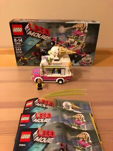 The Lego Movie Ice Cream Machine 2-in-1 set