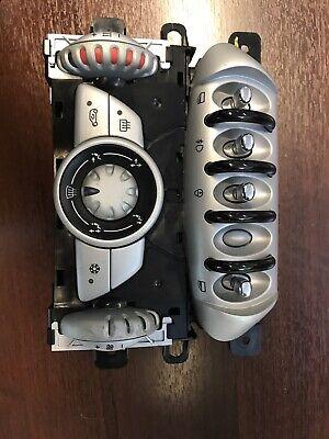 BMW Mini R55 R56 Heater control panel A//C Front Rear Fog 2007-2010