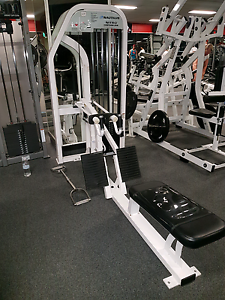 COMMERCIAL GYM EQUIPMENT bargain Clear Island Waters Gold Coast City Preview