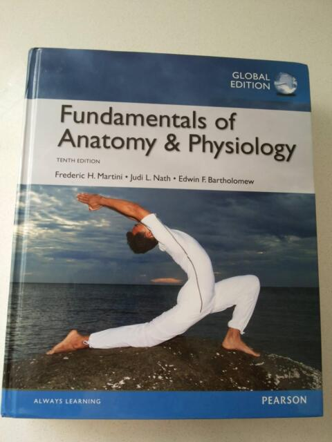 Fundamentals of Anatomy and Physiology by Frederic H. Martini Har ...
