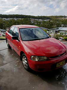 1994 ford laser Cameron Park Lake Macquarie Area Preview