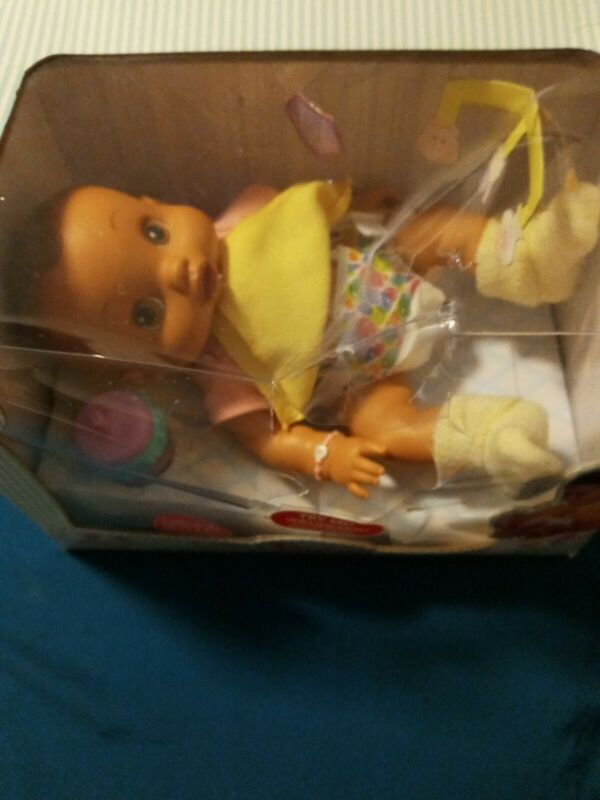 Baby alive wets n wiggles still with box