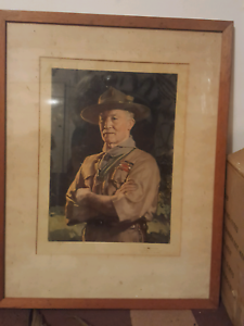 Lord Baden Powell Other Antiques Art Collectables Gumtree
