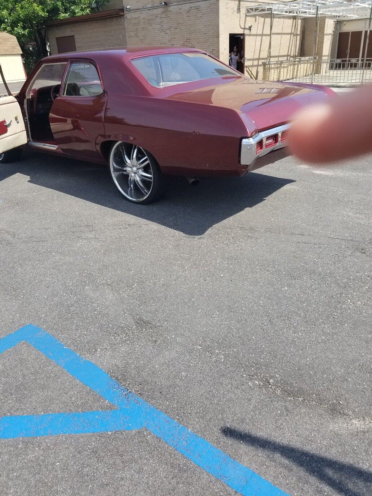 1969 Chevrolet Impala 5.7  1969 Chevrolet Impala 5.7 Red RWD Automatic