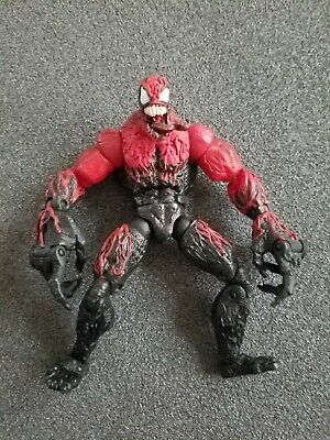 "Marvel Legends Spider-man Classics TOXIN 6"" inch action figure loose"