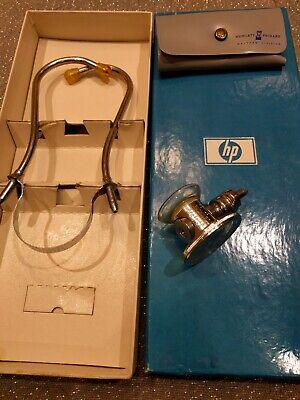 Vintage Stethoscope Hewlett Packard