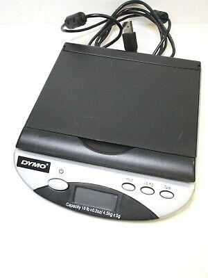 Dymo By Pelouze 10 Lb Capacity Digital Usb Postal Scale 40158