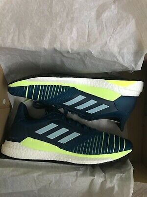 New Adidas Men's Solar Glide Running Shoe Size12.5.     Sneakers