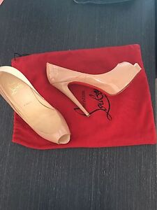 Christian Louboutin shoes Brighton-le-sands Rockdale Area Preview