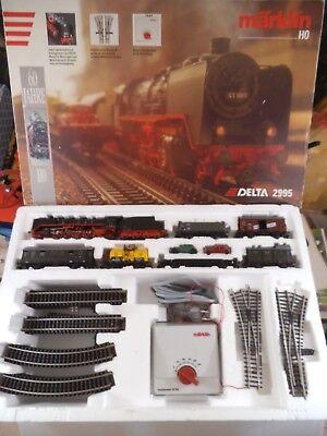 Zugpackung Märklin H0 Delta 2995 Start Set (2324)