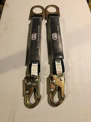 Kong 6 Shock Absorbing Lanyard Shockpack