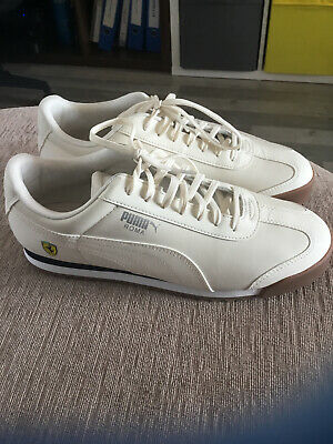 Shoe Puma Roma Ferrari