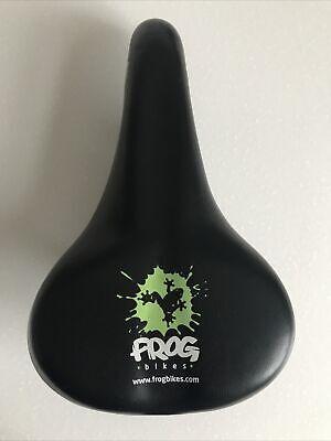 Kids Frog Bike Saddle VGC