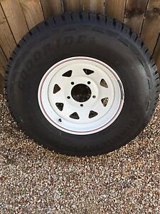 Landcruiser wheel 5 stud brand new Cleveland Redland Area Preview