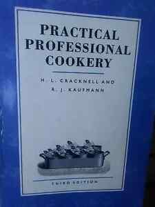 Professional Cookery text book Mermaid Waters Gold Coast City Preview