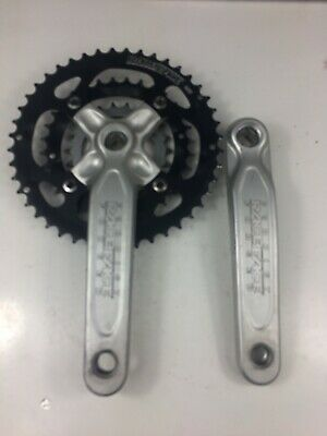 Shimano Acera FC-T3010 3×9 Speed MTB Bike Square Taper Crankset 44-32-22T New