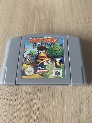 Diddy Kong Racing Nintendo 64, N64 Cartridge only - used