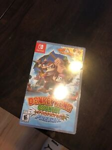 Donkey Kong for switch