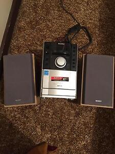Sony stereo Richmond Yarra Area Preview
