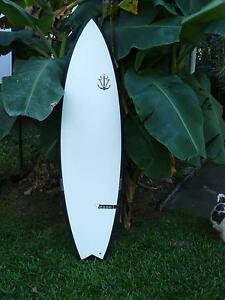 "6'ft 8""inch Vessel RPM Performance Fish Surfboard Brighton Brisbane North East Preview"