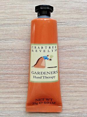 Crabtree & Evelyn GARDENERS Handcreme Hand Therapy 25g  NEU - Evelyn Gardeners Hand Therapy