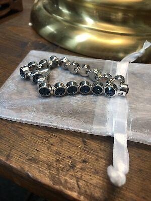 Touchstone Crystal Swarovski Ice Bracelet - New Without Box $89