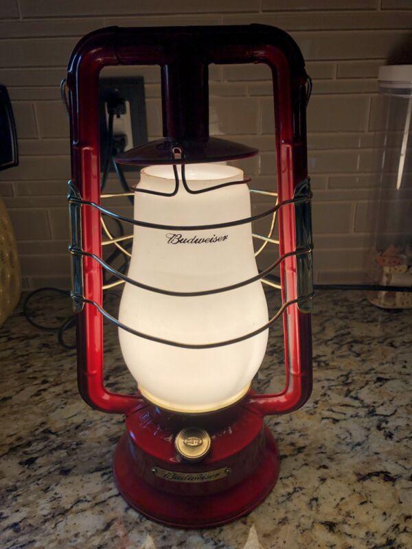 Anheuser Busch Budweiser Dietz Monarch Lantern Beer Light. Free Shipping!