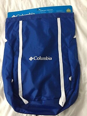 Columbia Sportswear Company Silver Falls Cinch Pack Omni Shield Backpack NWT