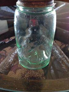 Vintage Ball Mason Jar (1910-1923 era)