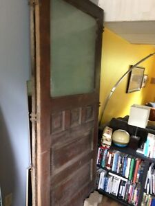 Antique Solid wood doors