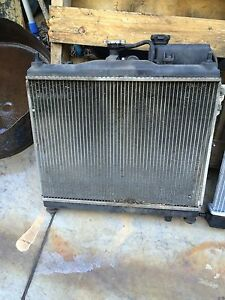 Secondhand radiator to suit Hyundai Getz 2004 Osborne Park Stirling Area Preview