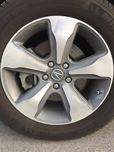 '14-'16 Acura MDX Tires and Rims & Sensors