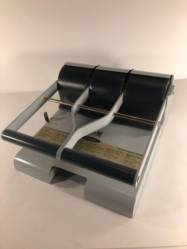 Swingline High Capacity Adjustable Punch 160 Sheets Heavy Duty 74650