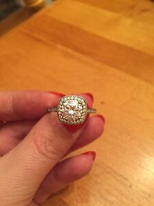 Extremely beautiful silver ring