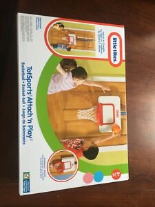 Little tikes attach and play brand new