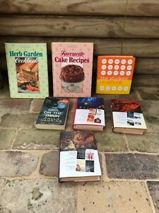 FREE Assorted Recipe and Fiction Books