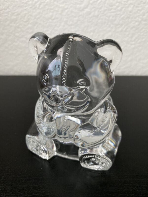 PartyLite Teddy Bear Tealight Candle Holder P0580 Brand New