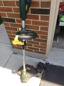 Yardworks cordless grass trimmer /edger - *LOWER PRICE*