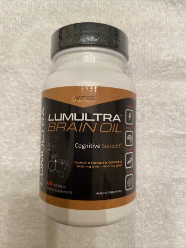 lumultra Brain Oil