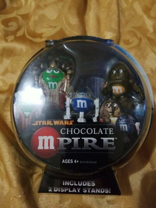 Hasbro Star Wars Chocolate mpire Amidala R2-D2 & C-3PO  Action Figure M&M