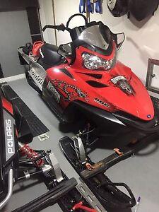 2008 Polaris Dragon Trade for dirt bike or new sledeck