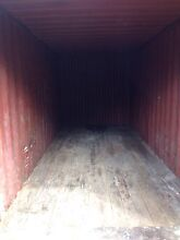 20 Foot Shipping Container Dayboro Pine Rivers Area Preview