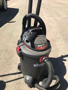 Shop vac quiet