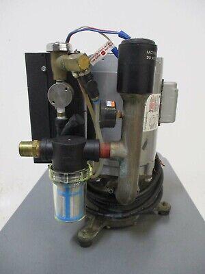Midmark Cv3r Dental Single Vacuum Pump System Operatory Suction Unit 220v